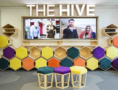 Commercial Office Fitout – Irish Life – The Hive