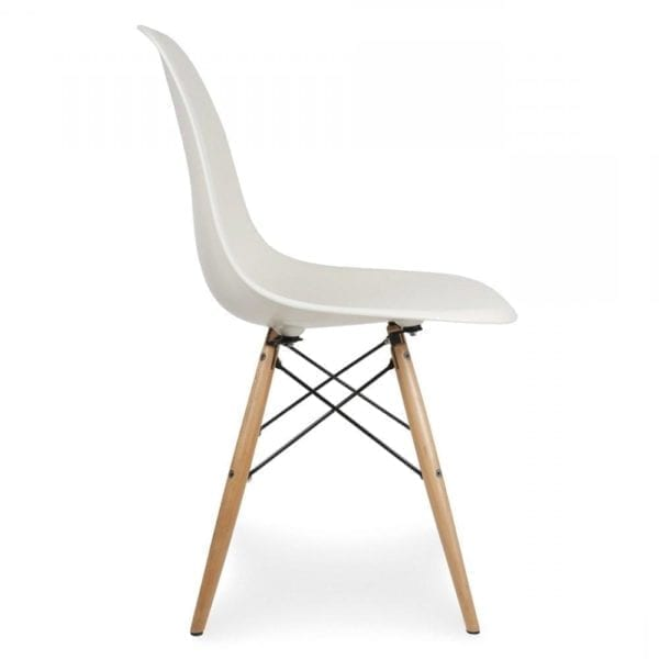 Exhibition White chair hire